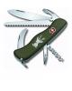 Briceag Victorinox multifunctional - Hunter Green - cerb