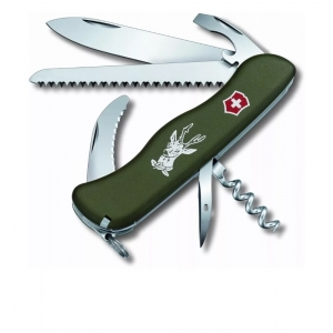 Briceag Victorinox multifunctional - Hunter Green - cerb