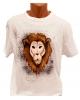 Tricou pictat manual - The Lion King