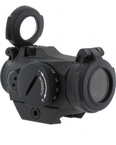 Dispozitiv ochire cu punct rosu Aimpoint Micro H2 Weaver