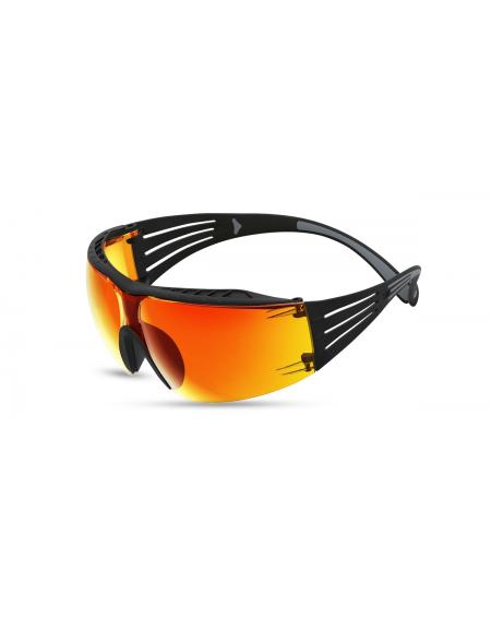 Ochelari de protectie 3M SECURE FIT - orange mirror - SF416