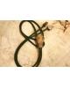 Cravata vanatoreasca traditionala din corn de cerb sculptat manual Mod 2